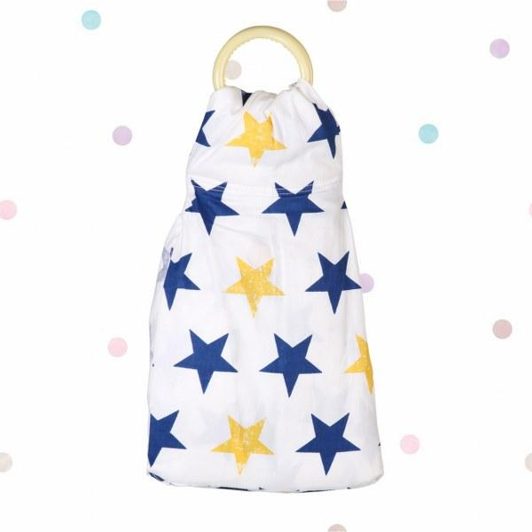 Baby Sling Ring Sling Carrier Wrap for New Born (Star)