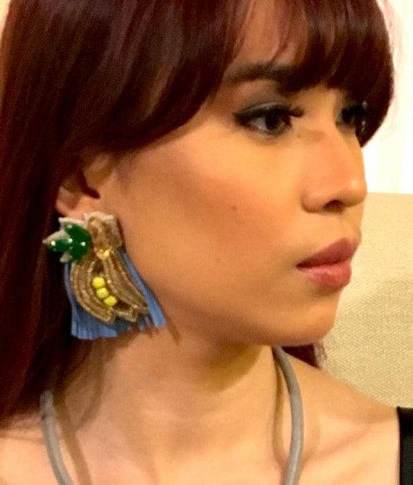 BANANA ISLAND EARRINGS
