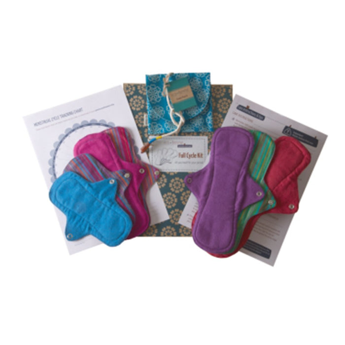 Eco Femme Vibrant Full Cycle Kit - Pack Of 8