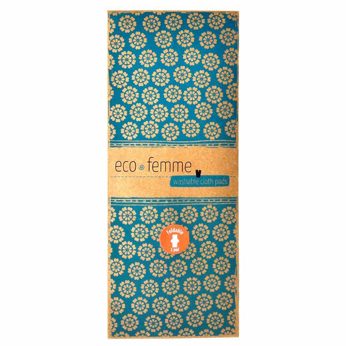 Eco Femme Vibrant Foldable Pad - Pack Of 2