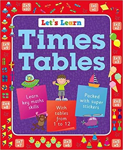 Time Tables Paperback