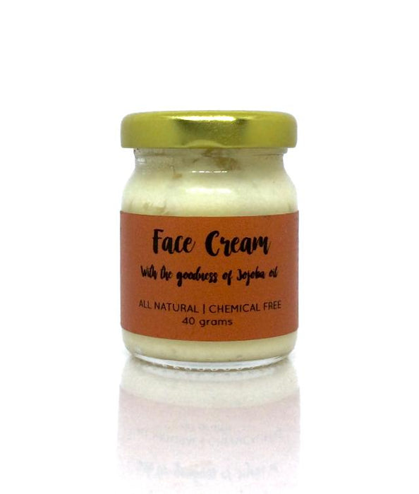 Natural Tea Tree Face Cream