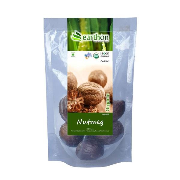 Nutmeg Whole (Jaiphal) - 50g