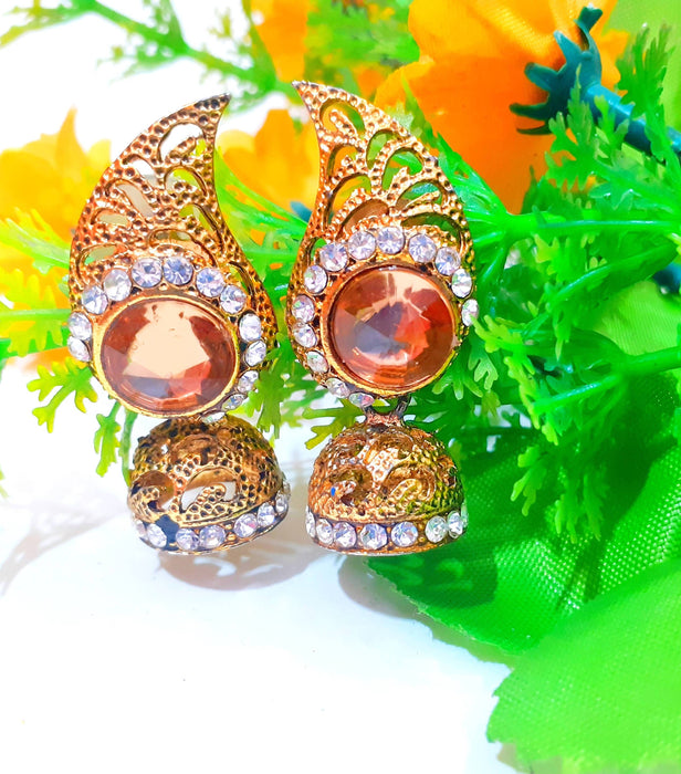 Beautiful Stone studded Earrings