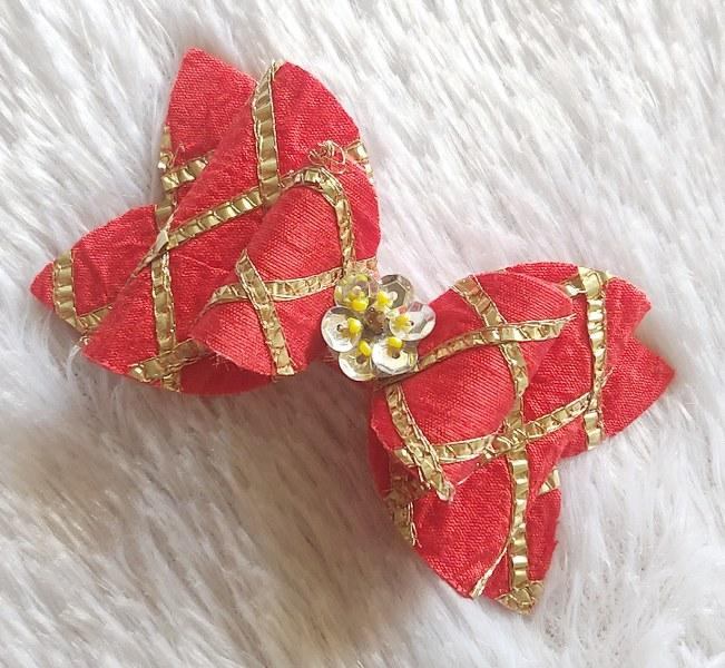 Gota Passion Bow - Red