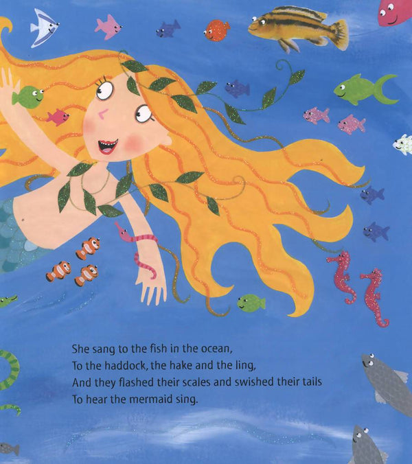 The Singing Mermaid (Paperback)