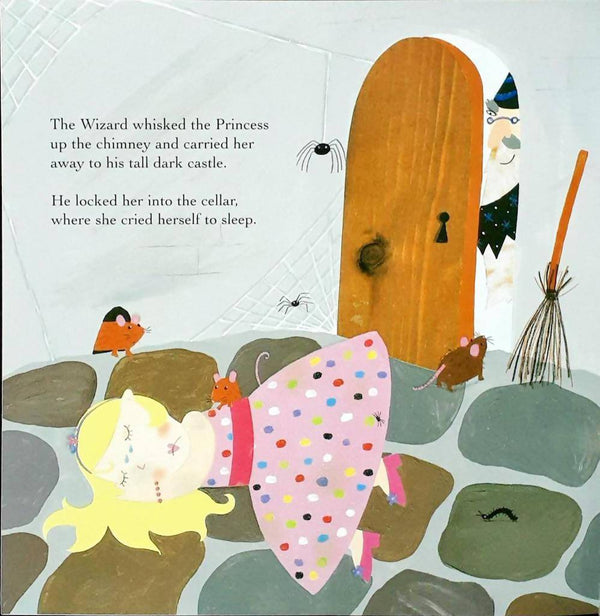 The Princess and the Wizard (Paperback)