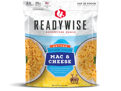 ReadyWise Golden Fields Mac & Cheese