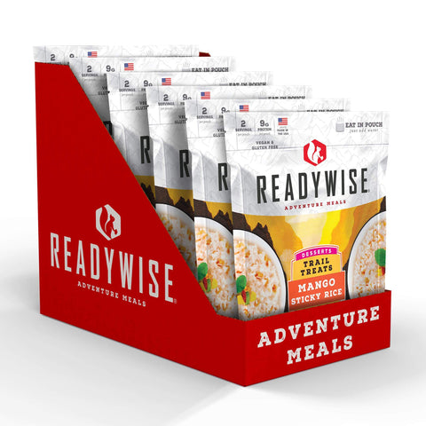 Image of ReadyWise Trail Treats Mango Sticky Rice