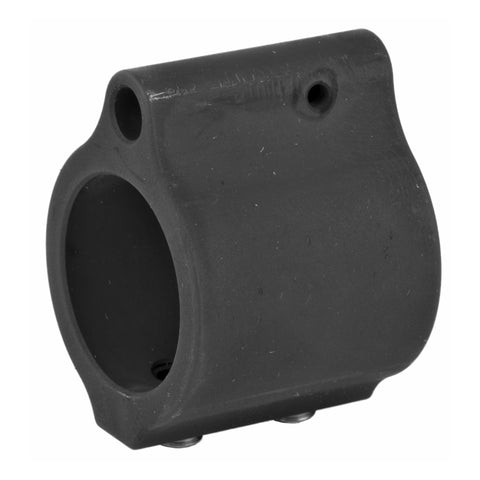 2A Armament AR-15 Steel Gas Block Low Profile .750 Diameter Black
