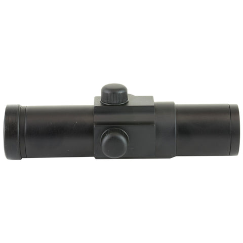 Ultradot 30 Red Dot Sight 4 MOA Dot 1 MOA 30mm Tube Black with Rings