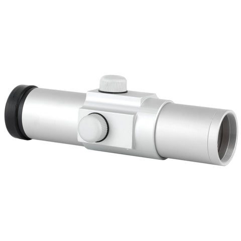 Ultradot 30 Red Dot Sight 4 MOA Dot 1 MOA 30mm Tube Silver with Rings