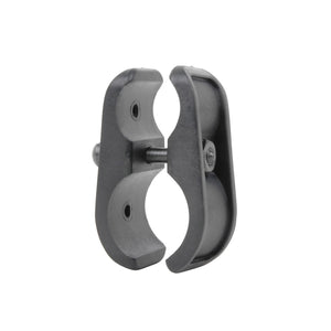 "ATI Shotgun Magazine Clamp with Sling Swivel 12 Gauge 1"" Black"