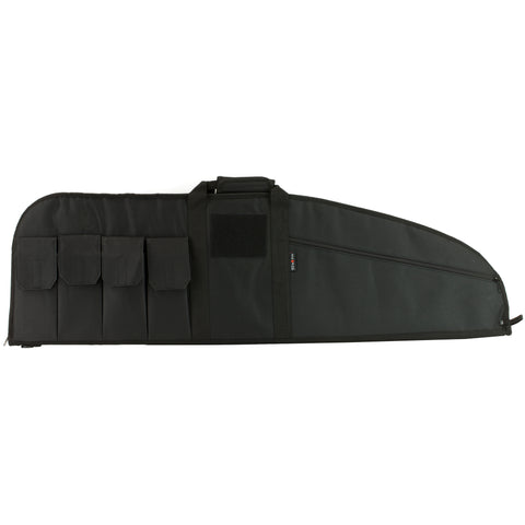 "Image of Allen 42"" Tactical Rifle Soft Case w- 6 Pockets, Black"