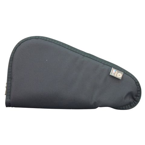 "Image of Allen Endura 13"" Locking Single Handgun Case Black"