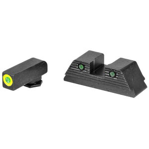 AmeriGlo Trooper Sight Glock 20-21 Green Tritium