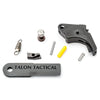 Apex Tactical Aluminum Apex Action Enhancement Kit Fits S&W M&P 9/40 Pistols Matte Black