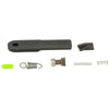 Apex Tactical Enhancement Duty/Carry Kit Fits S&W M&P Shield .45 ACP Pistols Matte Black