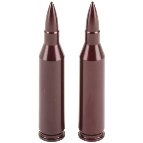 Image of A-Zoom Precision Metal Snap Caps .243 Winchester Aluminum 2 Pack