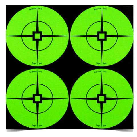 Image of B-c Target Spots Green 40-3