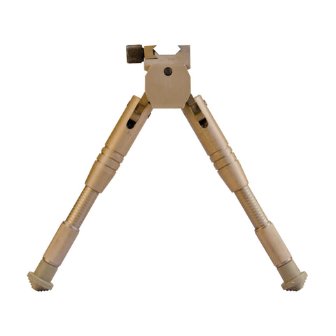 Image of Caldwell Ar Bipod Prone Tan