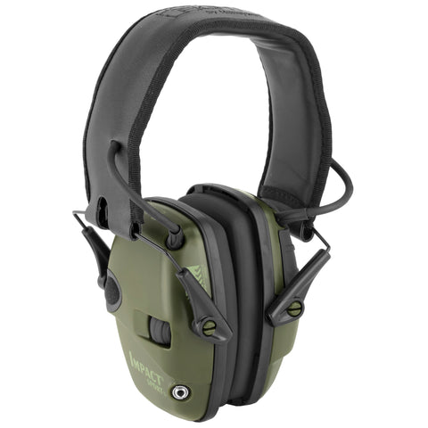 Image of H-l Impact Sport Muff Od Green