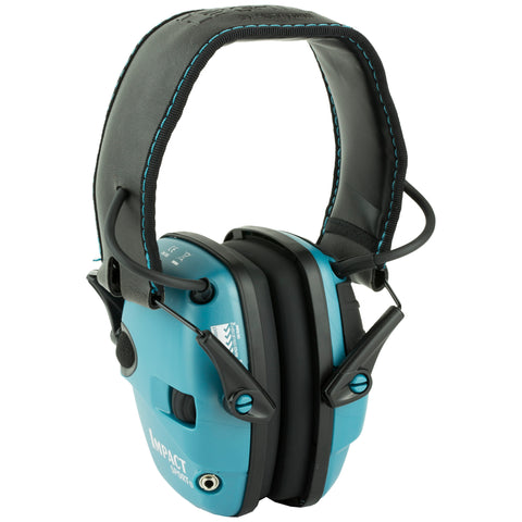 Image of H-l Impact Sport Muff Teal