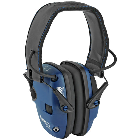 Image of H-l Impact Sport Muff Real Blue