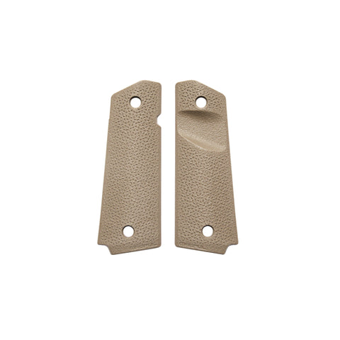 Image of Magpul Moe 1911 Grip Panels Tsp Fde