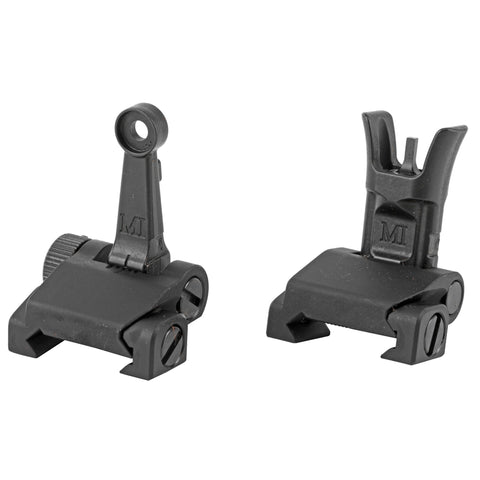 Midwest Combat Rifle Frnt-rear Sight