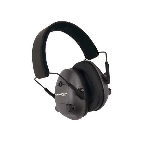 Image of Champion Electronic Ear Muffs Blk