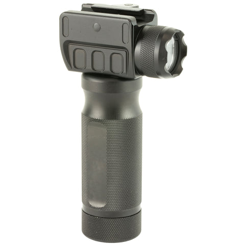Image of Utg Grip Lght 400 Lum W-qd Mnt Base