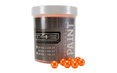 Umx T4e 50 Cal Rubber Ball 250ct Jar