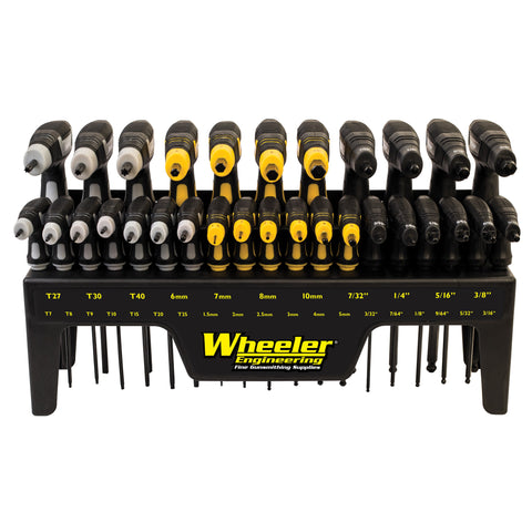Image of Wheeler P-handle Driver Set 30 Pc
