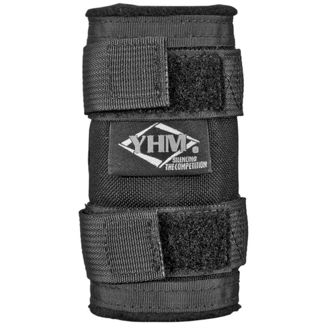 "Image of Yhm Sound Suppressor Cover 4.5"" Blk"