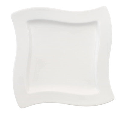 Villeroy & Boch New Wave 9 1/2 Square Salad Plate