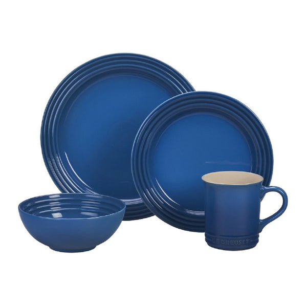 Le Creuset - 16 Piece Dinnerware Set - Marseille