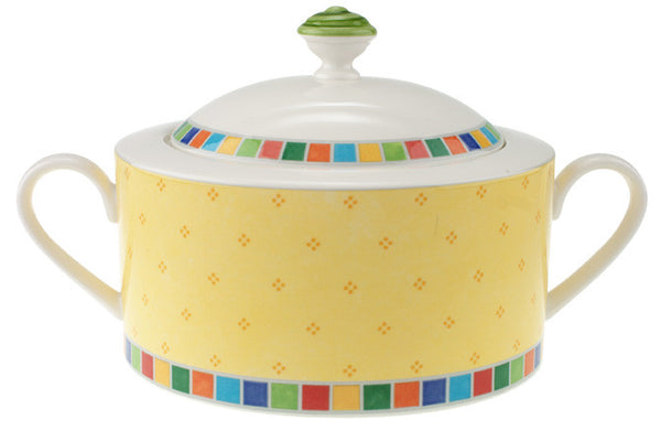 Villeroy & Boch Twist Alea Limone 77 3/4 oz. Covered Vegetable