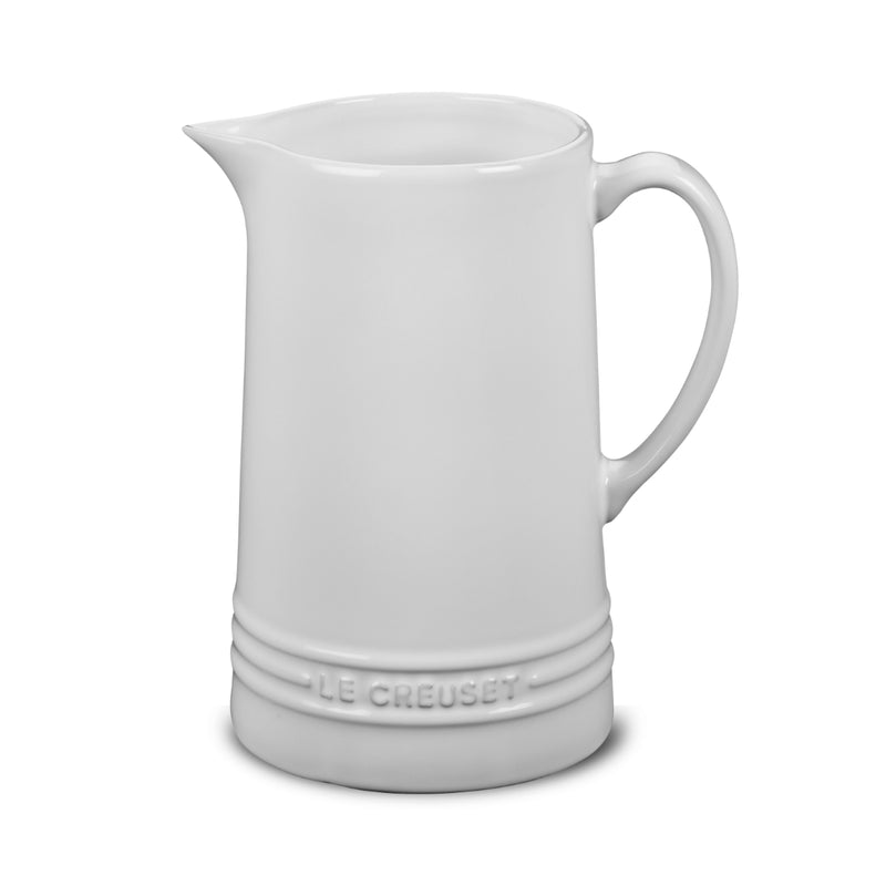 Le Creuset - PITCHER - 1.6Qt - White
