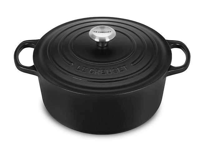 Le Creuset - Signature Cast Iron Round Dutch Ovens