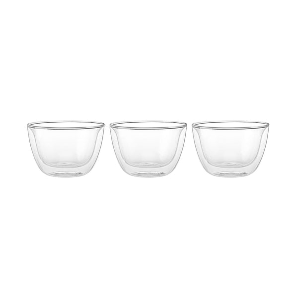 Zwilling - SORRENTO 3-PC DOUBLE-WALL TAPAS BOWL SET