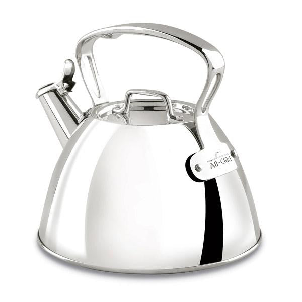 All Clad - Tea Kettle Stainless Collection