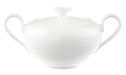 Villeroy & Boch Anmut 11 3/4 oz Covered Sugar