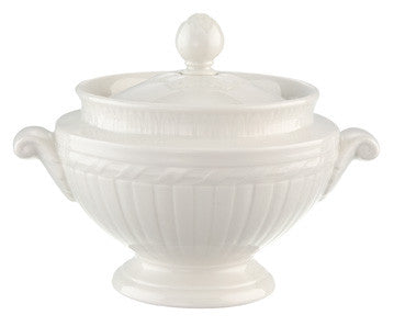 Villeroy & Boch Cellini 11 3/4 oz Covered Sugar