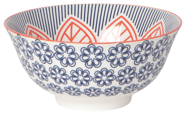 Now Designs - Stamped Bowl Floral 6 inch