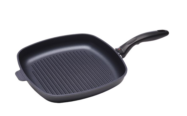 Swiss Diamond - XD Nonstick Square Grill Pan - 11 X 11""