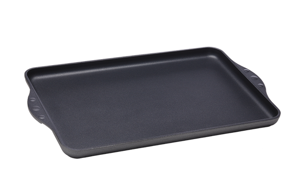 Swiss Diamond Nonstick Double-Burner Griddle
