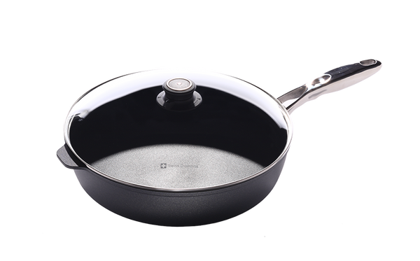 Swiss Diamond - XD Nonstick Saute Pan With Lid