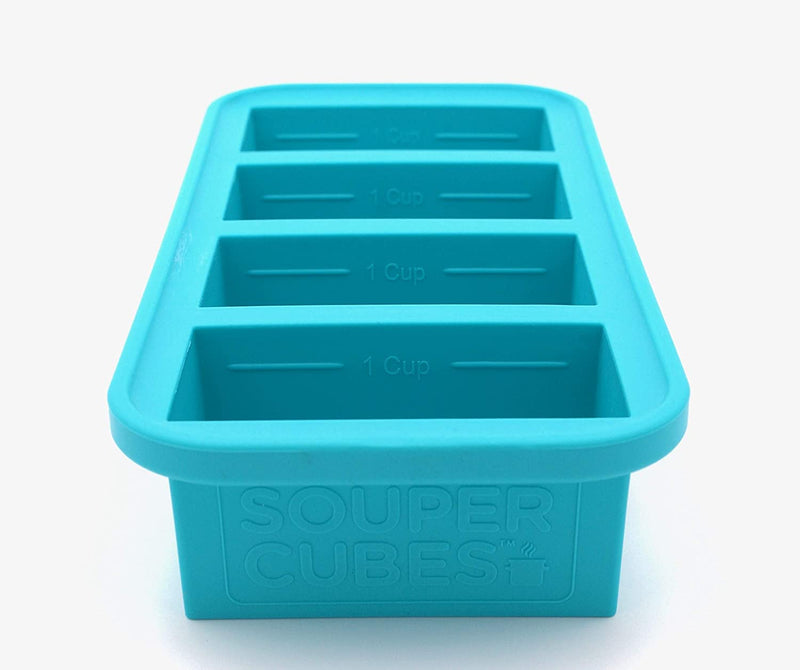 Souper Cubes Freezer Tray with Lid