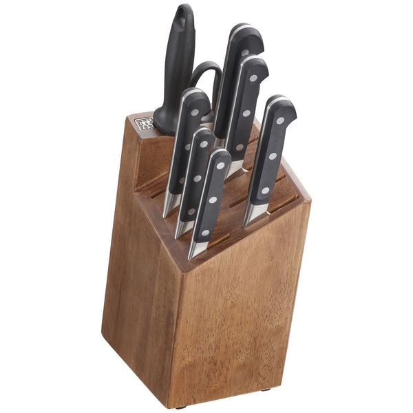 Zwilling Pro - 9-PC KNIFE BLOCK SET